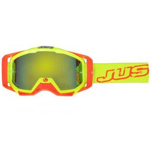 Just1 Iris MX briller yellow neon