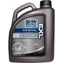 Belray mineralsk olie 4 l dunk 10/40 TILBUD